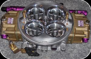 Photo of Holley 361 Dominator-HP alcohol fuel racing carburetor
